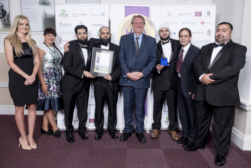 Balti House Rishton; Hyndburn Business Awards